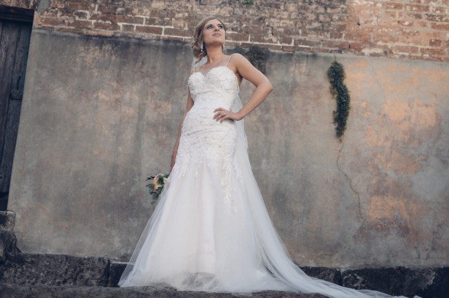 Norma Bridal Couture, A-Line