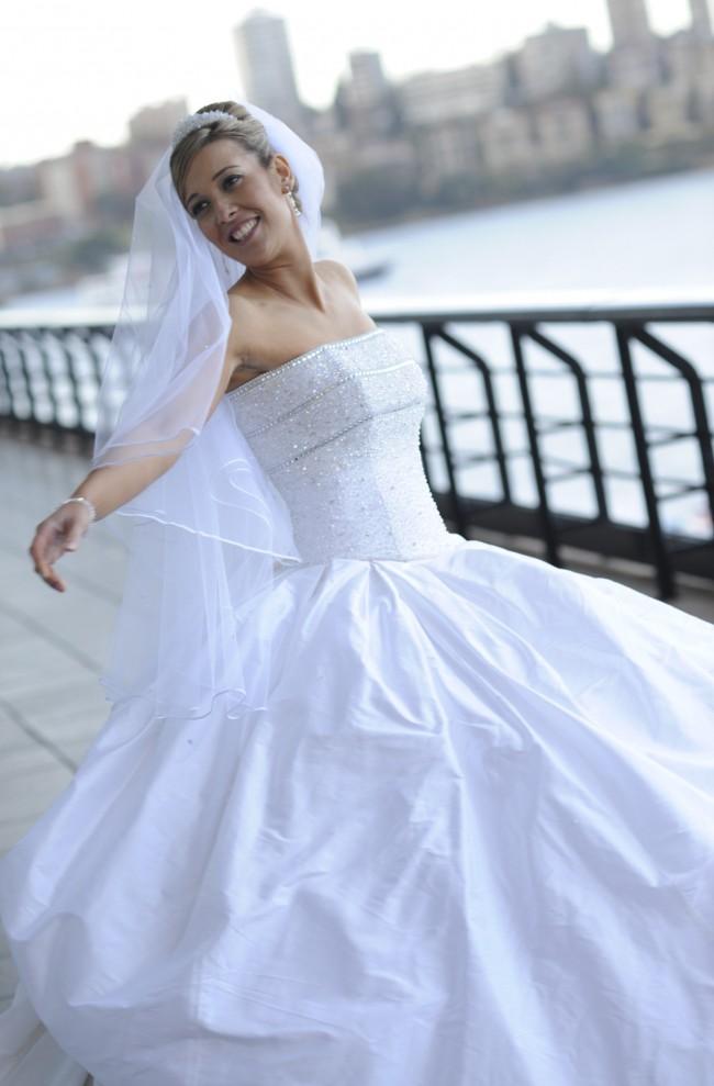 fe5b8ab3dbf Ball Gown Second Hand Wedding Dress on Sale - Stillwhite United Kingdom