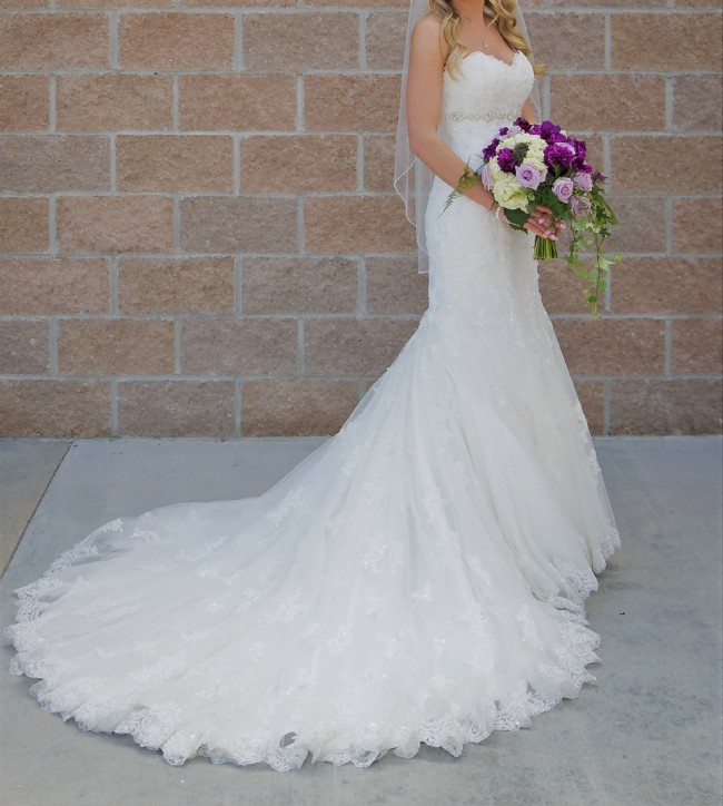 Maggie Sottero Tracey