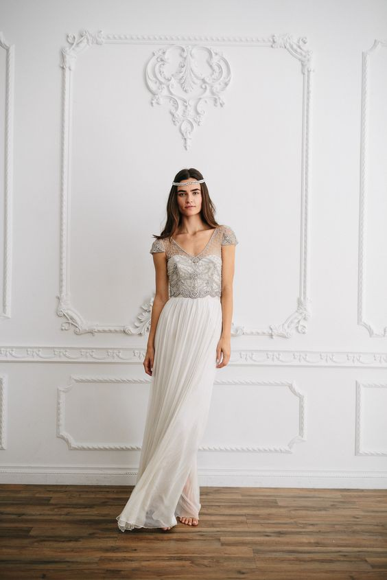 Anna Campbell, Vienna Silk tulle