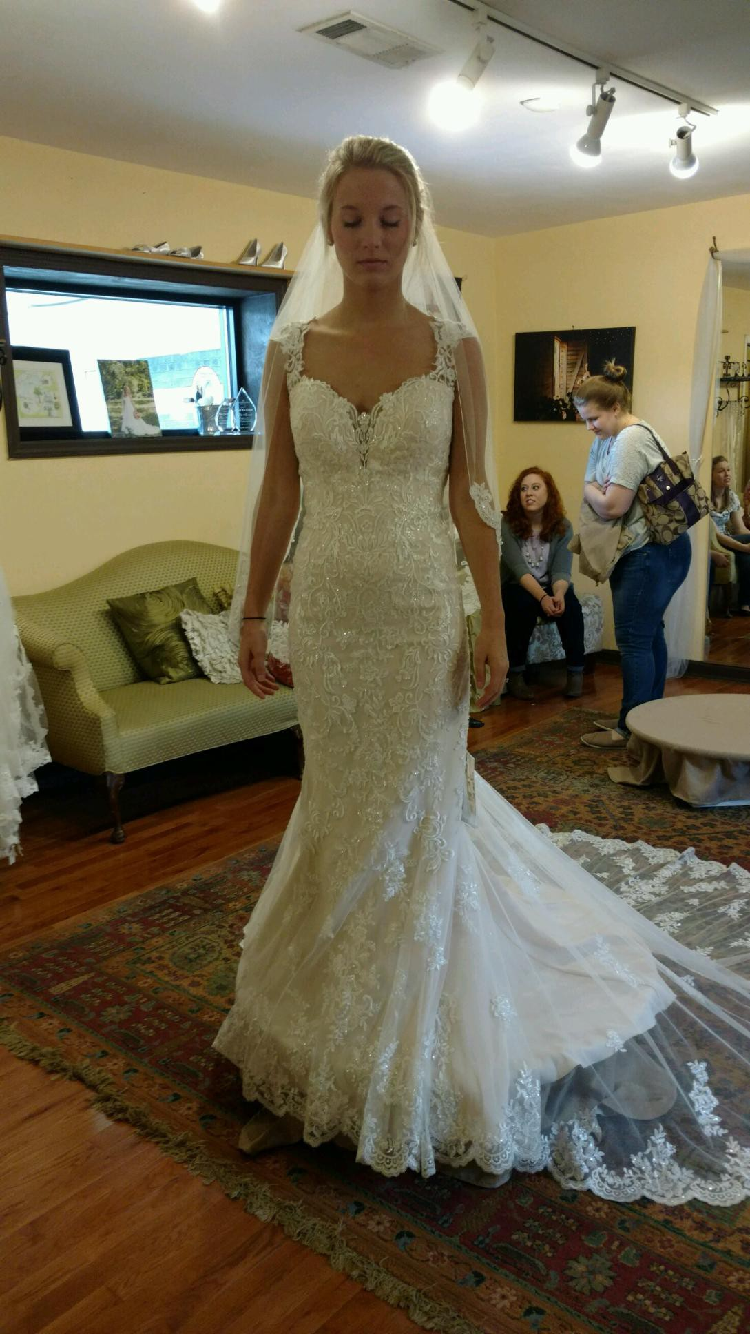 Stella York 6245 Wedding Dress On Sale 27 Off