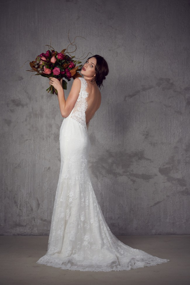Katie Yeung, English Lavendar from Hera Bridal