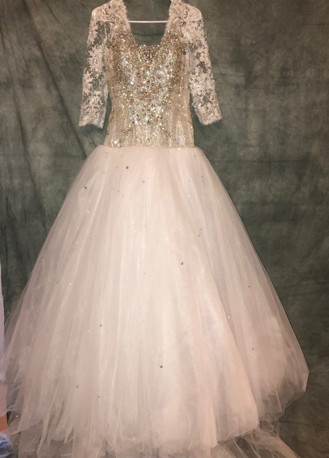 Ballgown Custom Made