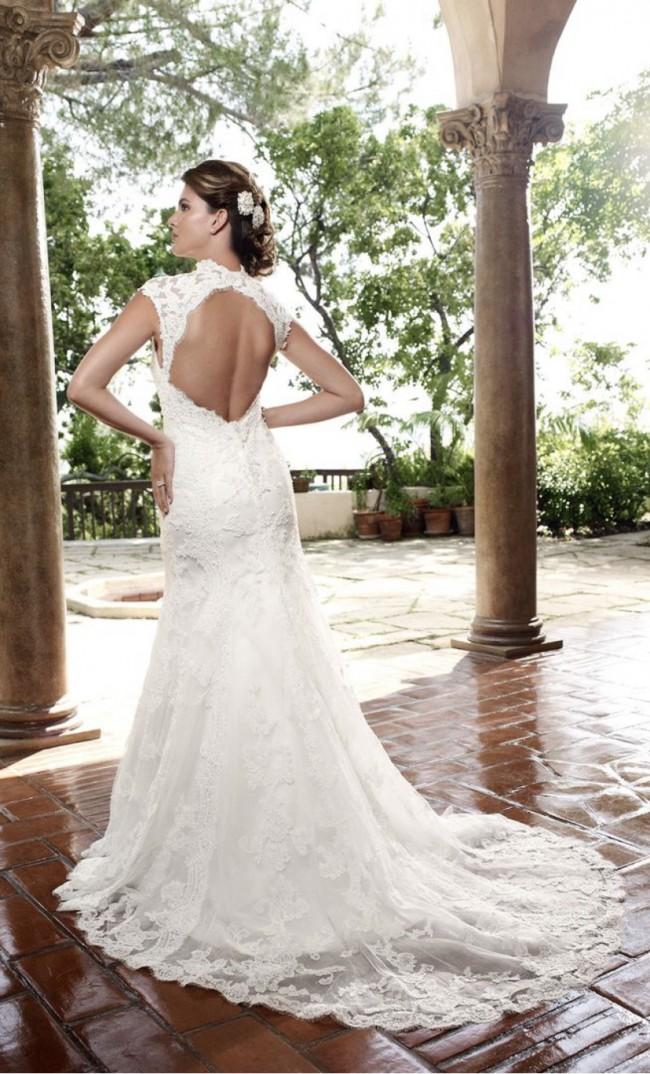 Casablanca Bridal Custom Made- Style 2023