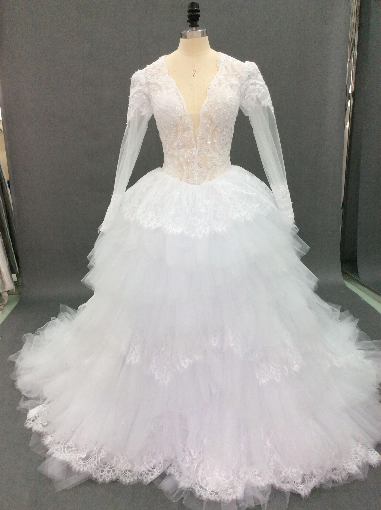 f3def7286aeec Darius Cordell Pnina Tornai Inspired Wedding Gown New Wedding Dress on Sale  34% Off - Stillwhite Australia