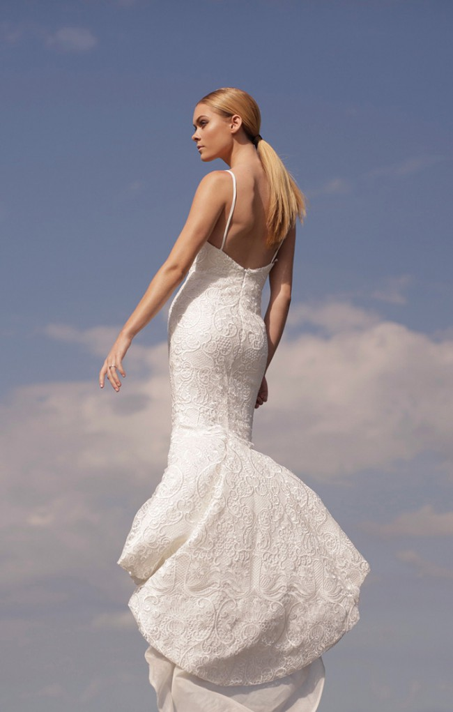 Trish Peng Hope Gown