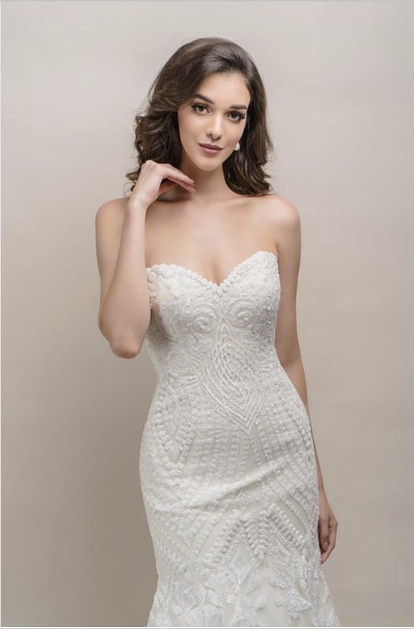 Roz La Kelin Talvera New Wedding Dress Save 40 Stillwhite