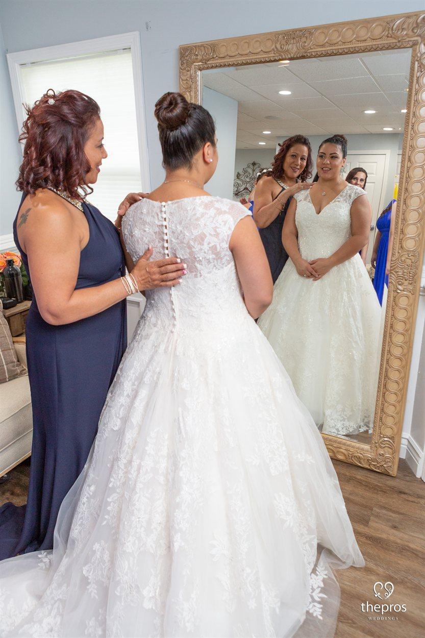 Oleg Cassini Plus Size Ball Gown Wedding Dress Ivory Wedding Dress On Sale  - 52% Off