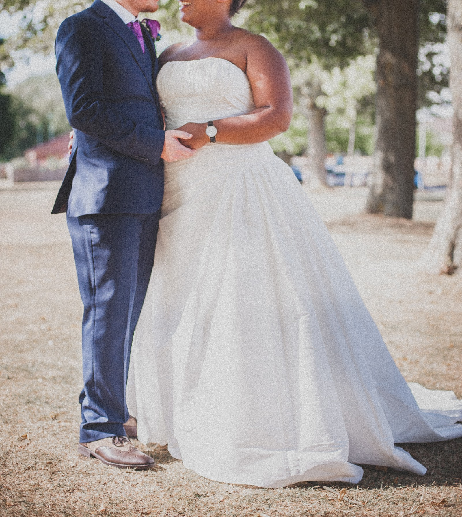 Pronovias Mambo Second Hand Wedding Dress On Sale