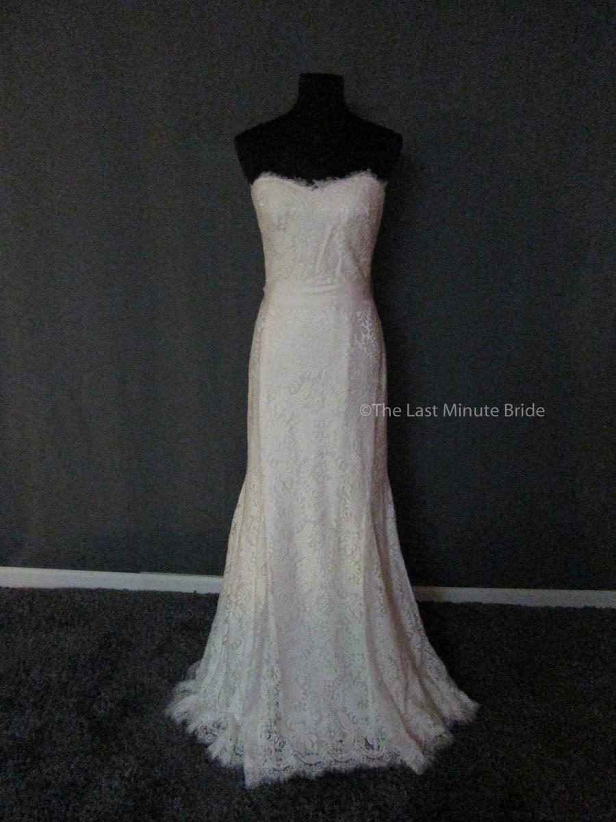 Theia Heather 890044 Wedding Dress On Sale 51 Off