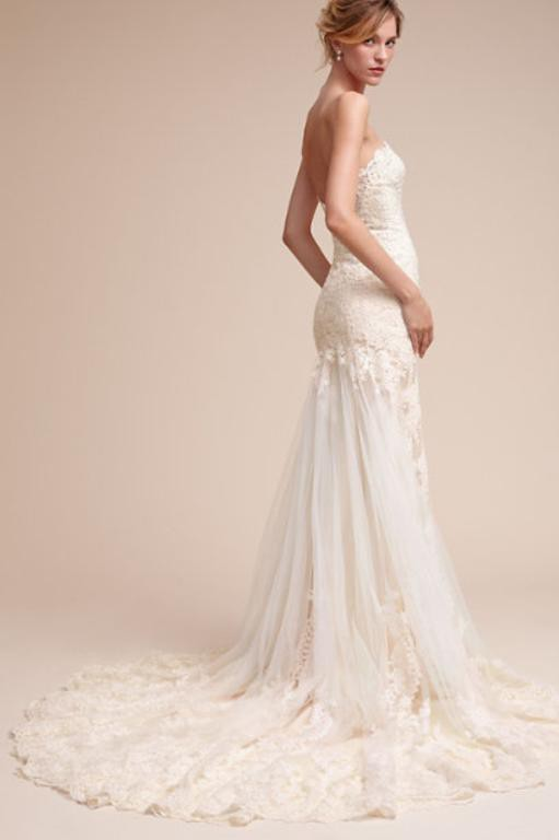 BHLDN, Leigh Wedding Gown