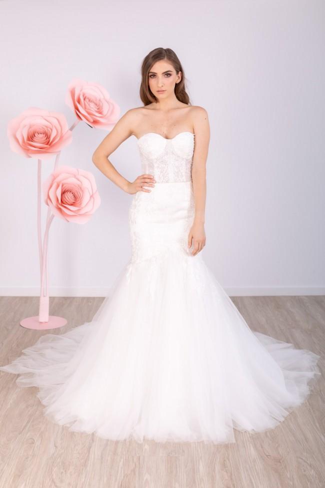 Tee & Ing Bridal Florence Gown