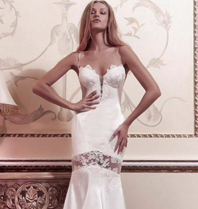 Pnina Tornai Custom from the ahead of it's time Butterfly