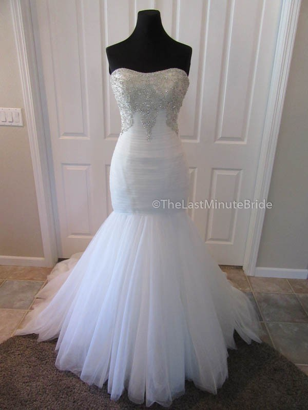 Allure Bridals, 9258