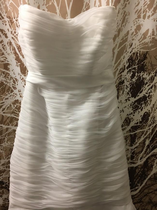 David's Bridal T3418