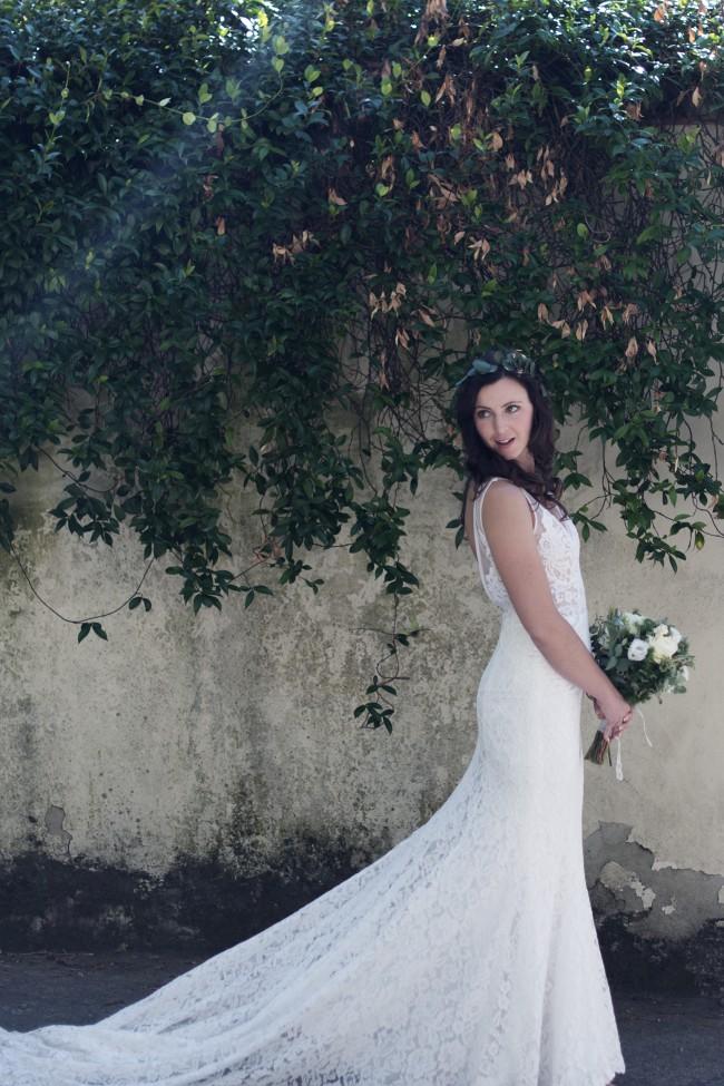 4693e357af1e Made With Love Frankie Preloved Wedding Dress on Sale 38% Off ...