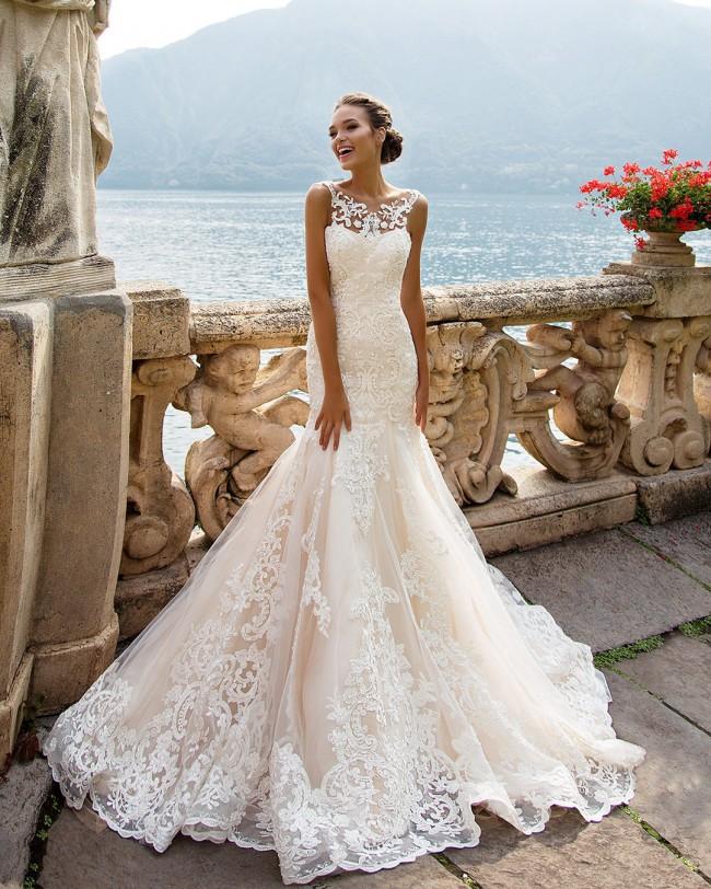 Milla Nova Amalia Used Wedding Dress On Sale 71% Off