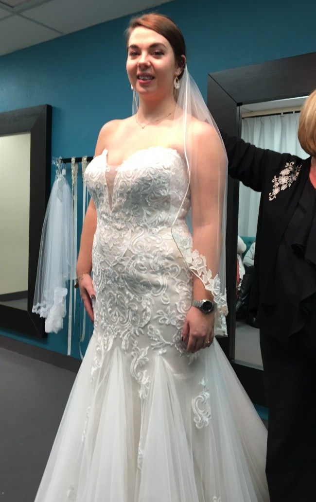 Alfred Angelo 984W