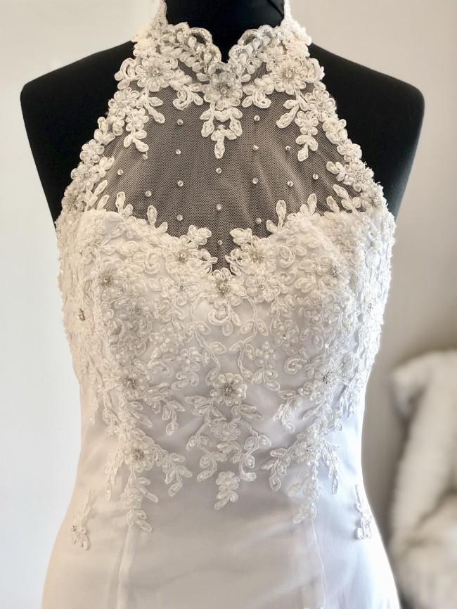 Marys Bridal 6105