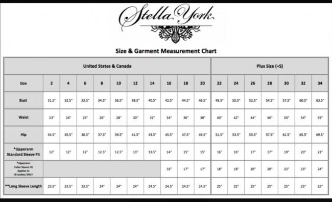 Stella York, 6232