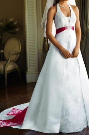 6581e2149ab David s Bridal Second Hand Wedding Dress on Sale 81% Off - Stillwhite  Australia