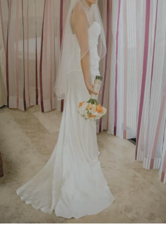 Casablanca Bridal B096