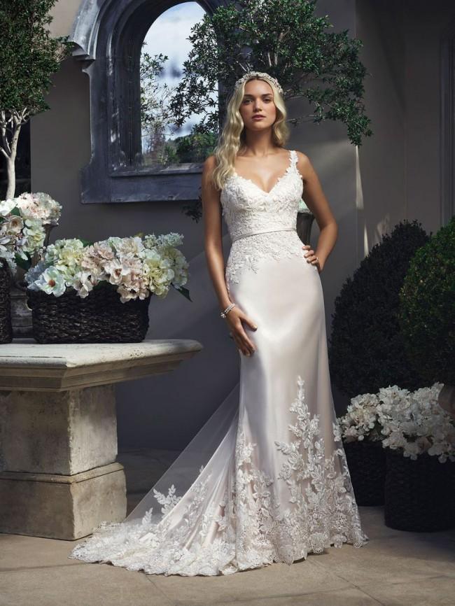 Casablanca Bridal Style 2210