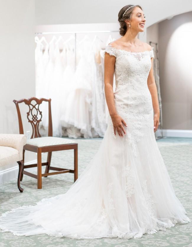 Sincerity Bridal 4022
