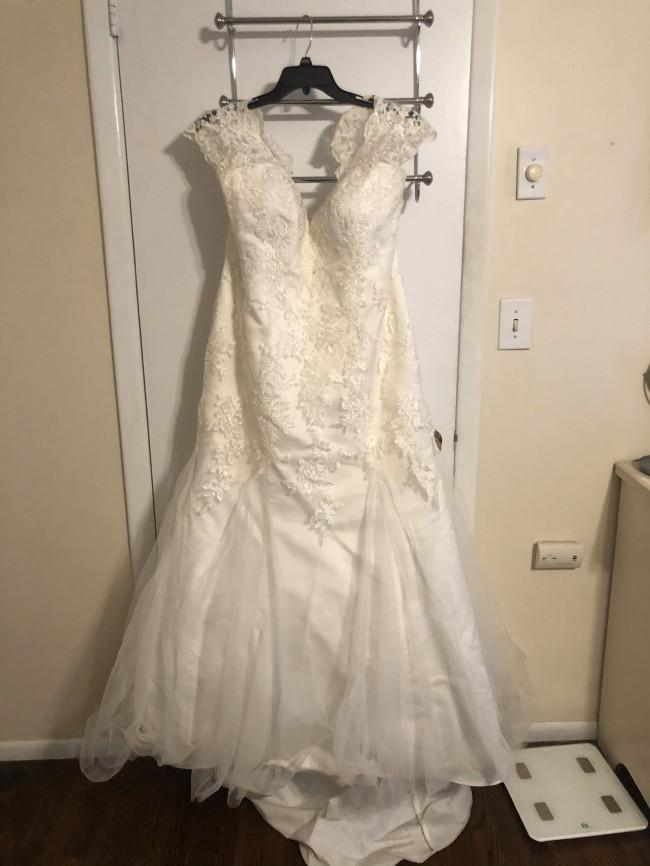 David's Bridal 9WG3898