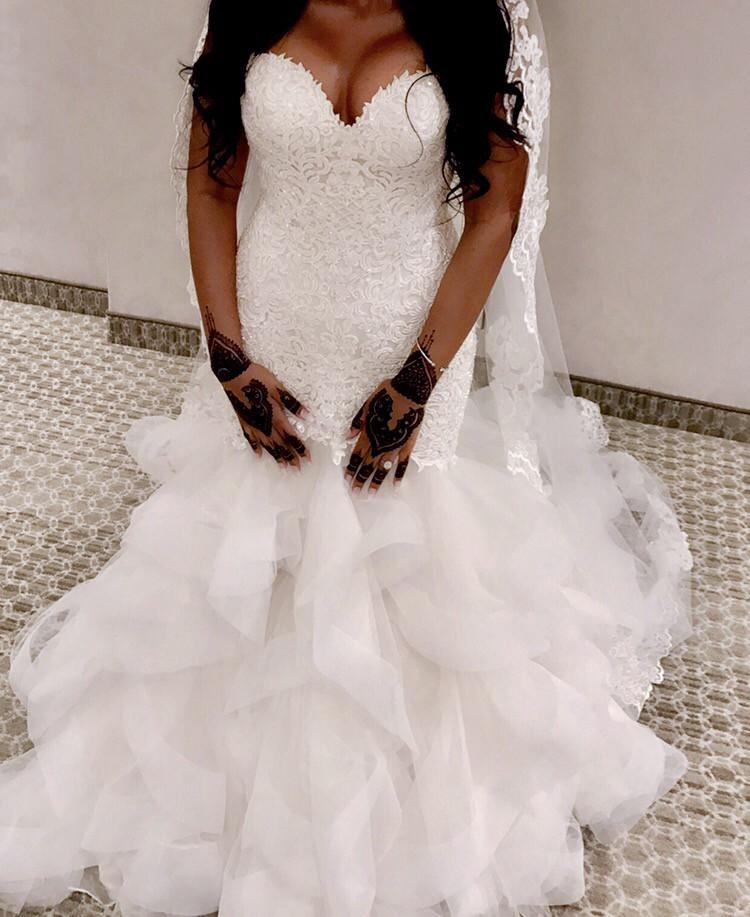 Essense Of Australia D2258 Second Hand Wedding Dress On