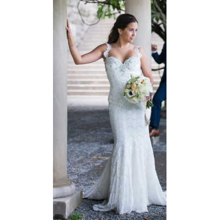 6c4d41f377 Pnina Tornai 4291 Preowned Wedding Dress on Sale 74% Off - Stillwhite  Australia