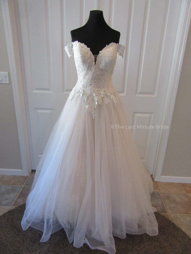 The Last Minute Bride, Ashton