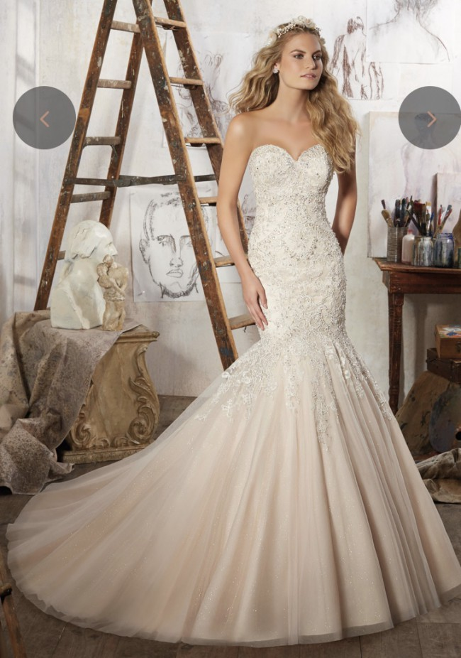 Morilee 8125 Mariela Wedding Dress