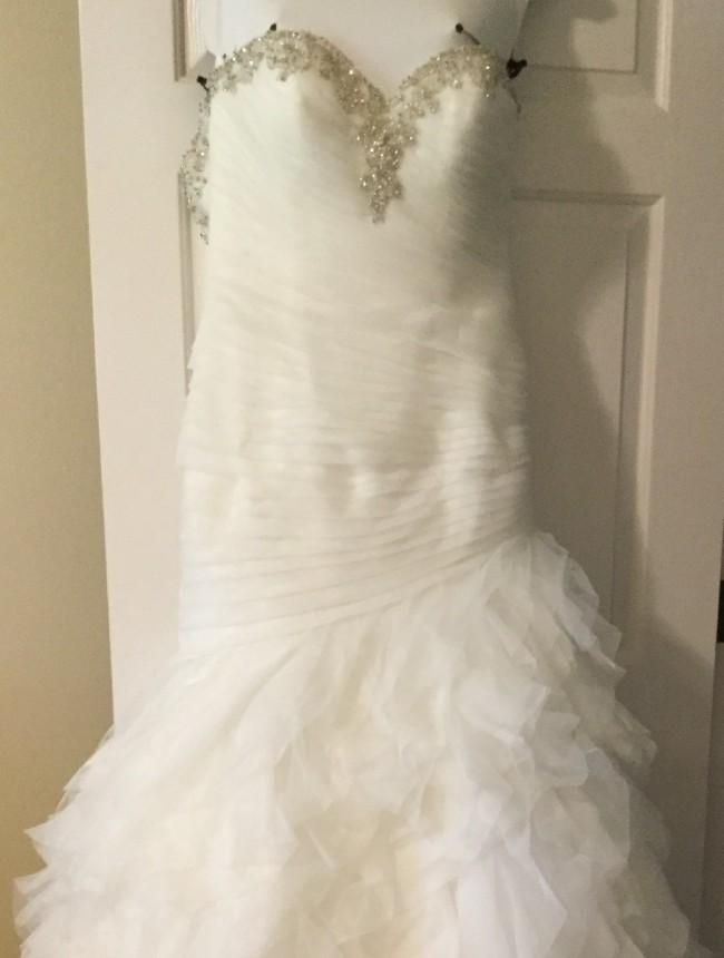 Allure Bridals 9627 ivory