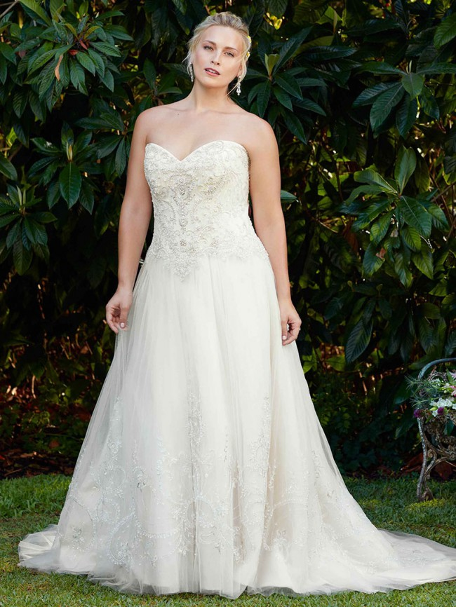 Casablanca Bridal 2276  Ambrosia
