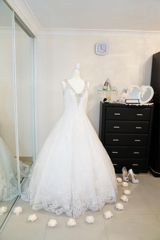 Divinity Bridal, Princess dress