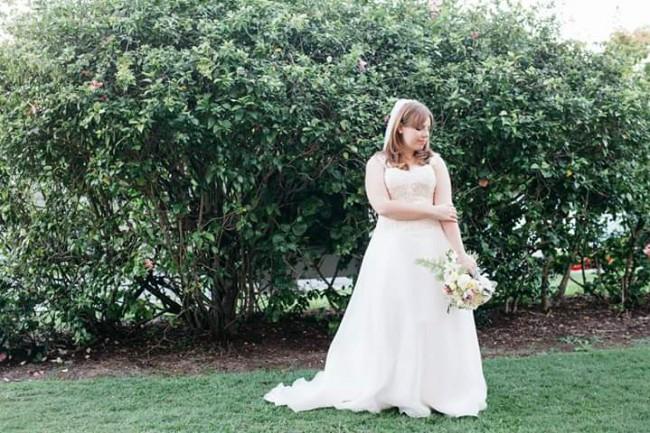 Winnie Bridal Custom Made