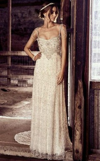 Anna Campbell Chloe Embellished