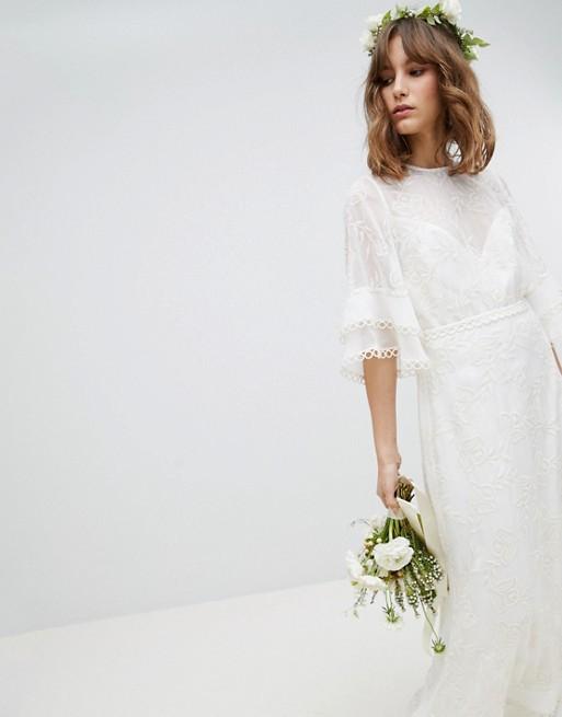 Asos Wedding Dress.Asos Bridal Stevie May Wedding Dress On Sale 35 Off
