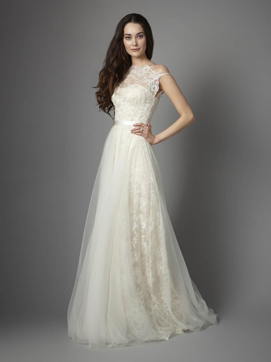 Language In 45 And 47 Stella Street: Catherine Deane Harlow Sample Wedding Dress On Sale 47