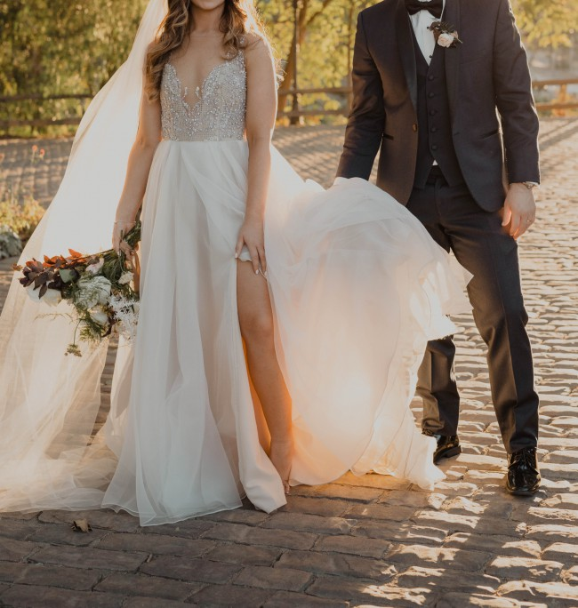Hayley Paige, Kenny Gown - Style 6701