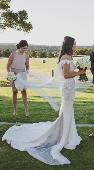 Pallas Couture Amarante Second Hand Wedding Dress On Sale 67 Off Stillwhite Australia