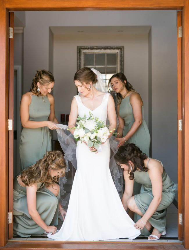 Anna Schimmel, Simply Classic Wedding Dress