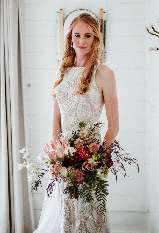 Wilderly Bride, Fit & Flare
