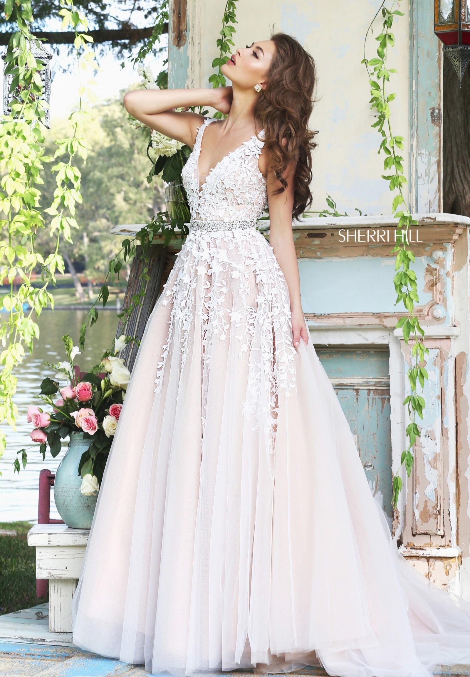 Sherri Hill 11335 New Wedding Dress on Sale 44% Off - Stillwhite Australia