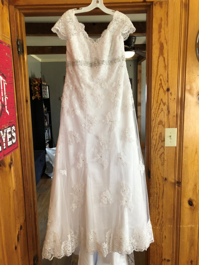 David's Bridal, 9T3299