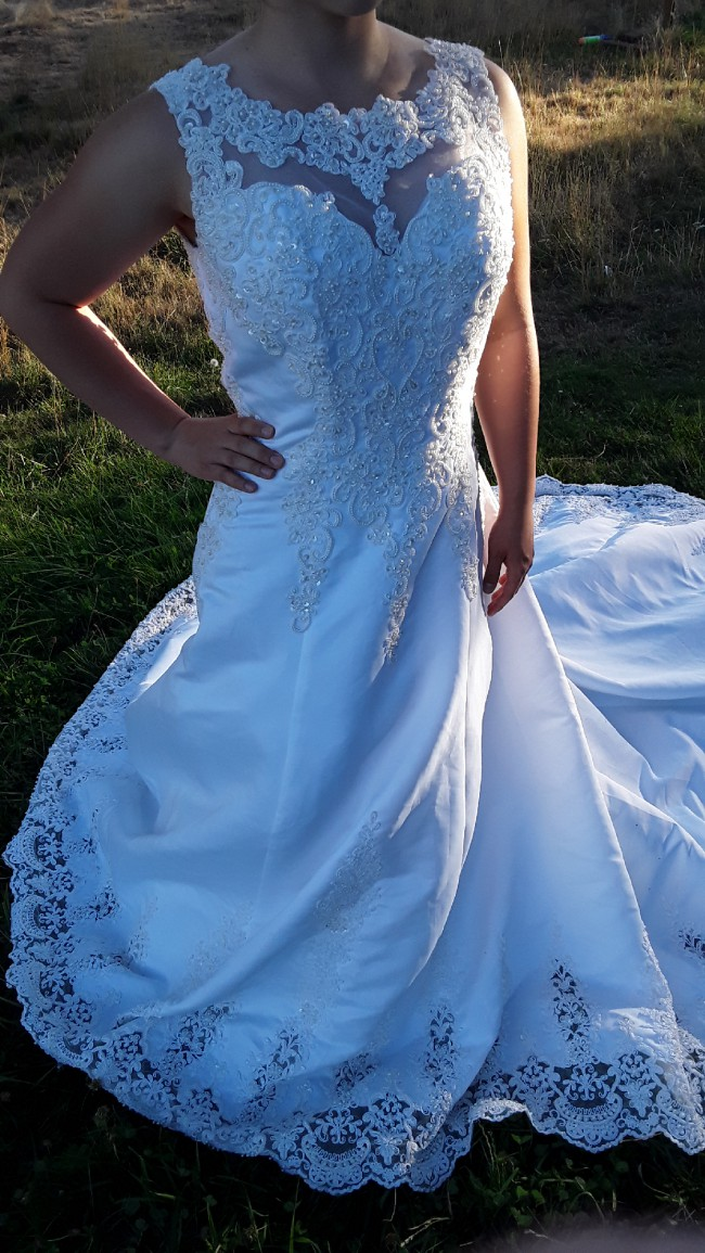 Amy Lee Hilton Bridal, Ball Gown