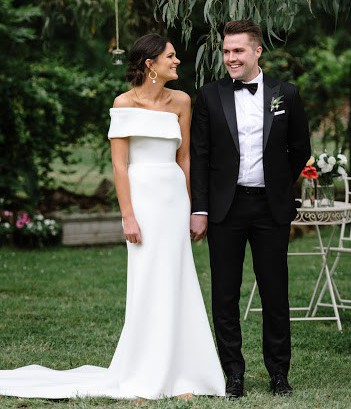 Chosen By One Day Byron gown