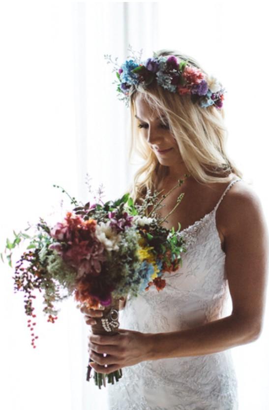 Brides Desire Vintage Lace
