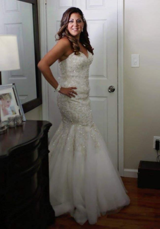Allure Bridals Contoure C363